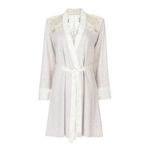 Pijama-Feminino-M-Trussardi-Robe-Gisella-Lino