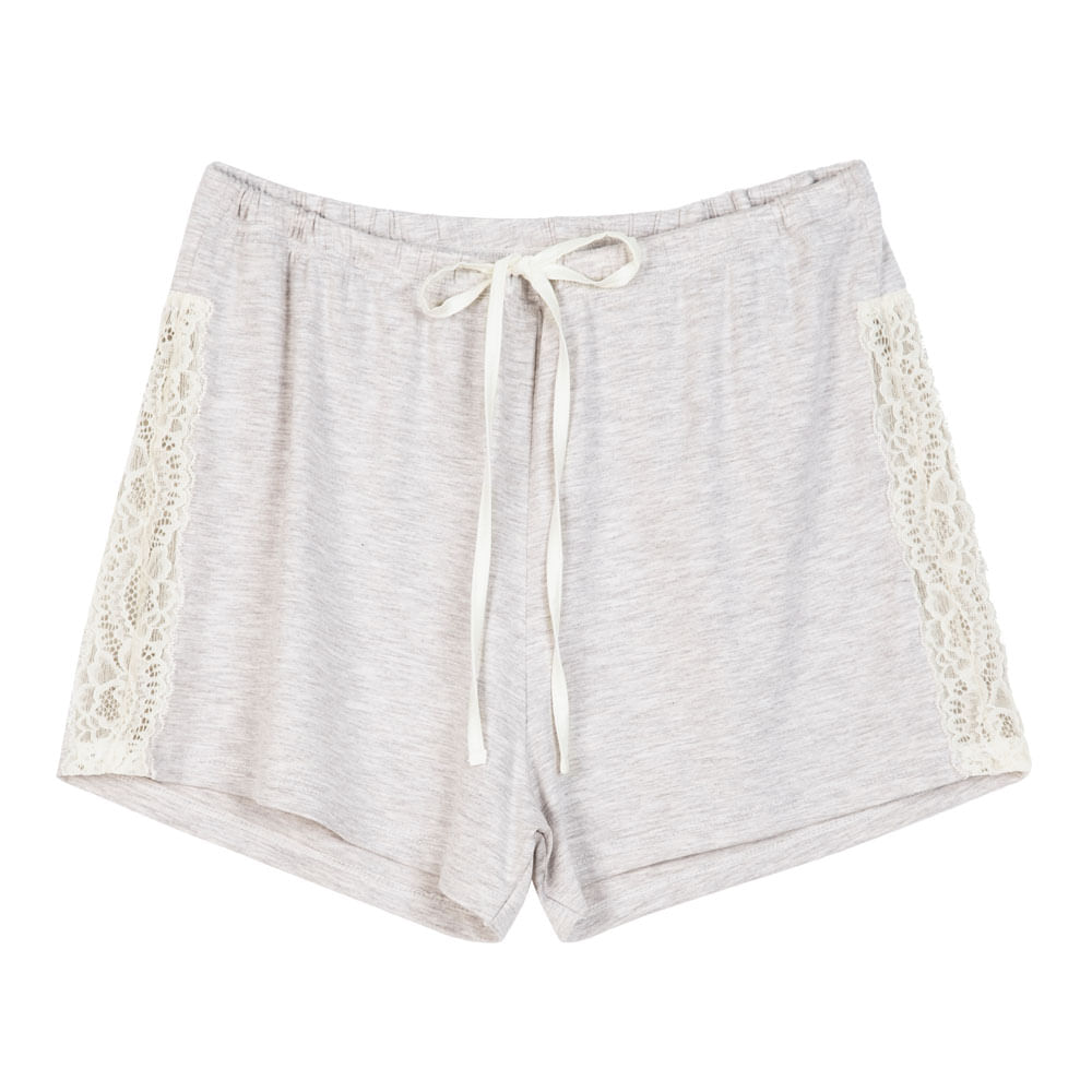 Pijama-Feminino-GG-Trussardi-Short-Doll-Gisella-Lino