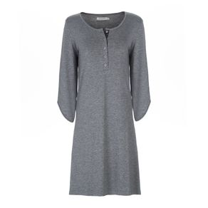 Pijama-Feminino-M-Trussardi-Camisola-Curta-Donatta-Mescolare
