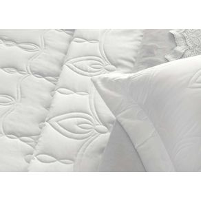 Colcha-Queen-Trussardi-2-Porta-Travesseiros-300-Fios-Cetim-Baronessa-Branca