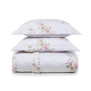 Colcha-Queen-Trussardi-2-Porta-Travesseiros-200-Fios-Cetim-Flore