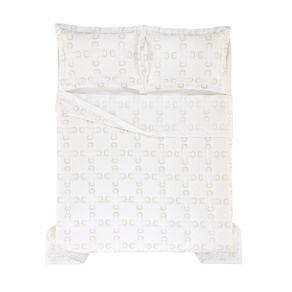 Colcha-Queen-Trussardi-2-Porta-Travesseiros-300-Fios-Cetim-Donatello-Branco--Legno