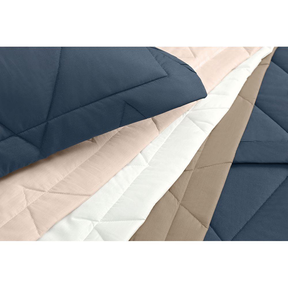 Colcha-Casal-Trussardi-2-Porta-Travesseiros-200-Fios-Percal-Terenzi-Fendi