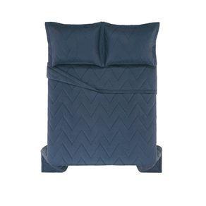 Colcha-Queen-Trussardi-2-Porta-Travesseiros-200-Fios-Percal-Terenzi-Marinho