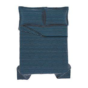 Colcha-Casal-Infantil-2-Porta-Travesseiros-Trussardi-200-Fios-Percal-100--Algodao-Orizzonte